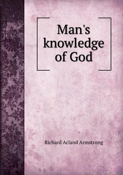 Man.s knowledge of God