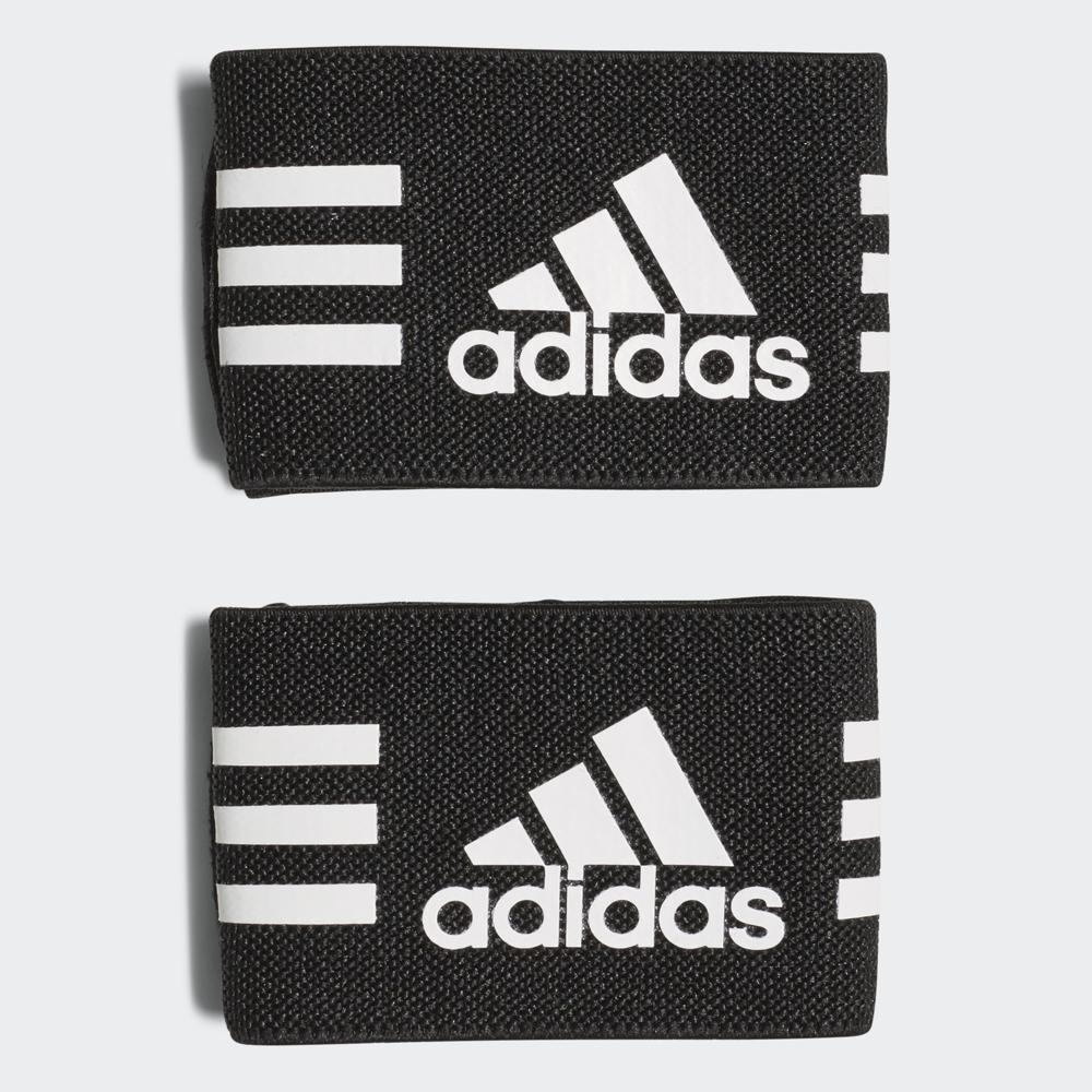 Фиксатотор для щитков Adidas Ankle Strap, 620635, черный two part ankle strap wedge sandals