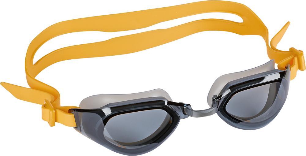 Очки для плавания Adidas Persistar Fit Unmirrored, DY5157, золотой, размер M очки для плавания adidas persistar 180 mirrored цвет голубой размер m