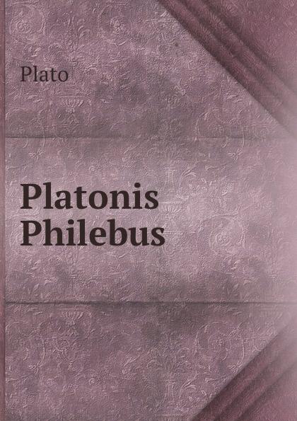 Platonis Philebus