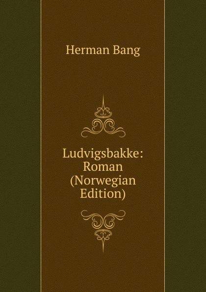 H. Bang Ludvigsbakke: Roman (Norwegian Edition) bang herman ludvigsbakke
