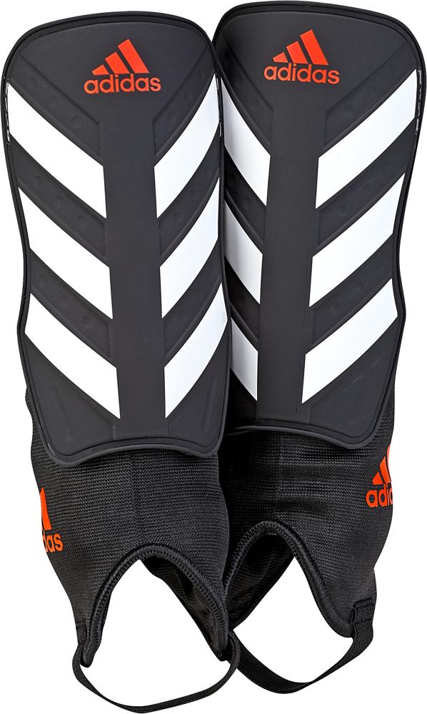 цена на Щитки Adidas Everclub, CW5564, черный, белый, размер XS