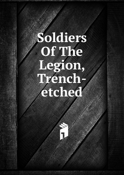 Фото - Soldiers Of The Legion, Trench-etched retro etched geometric choker necklace