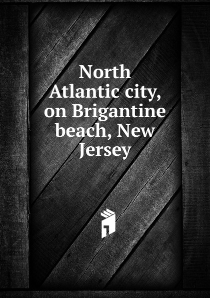 North Atlantic city, on Brigantine beach, New Jersey sandy mertens new jersey atlantic city boardwalk then and now tiles