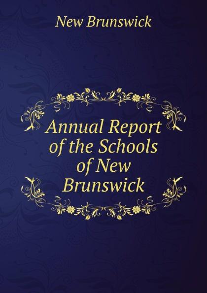 New Brunswick Annual Report of the Schools of New Brunswick brunswick balke collender co brunswick record catalog 1921