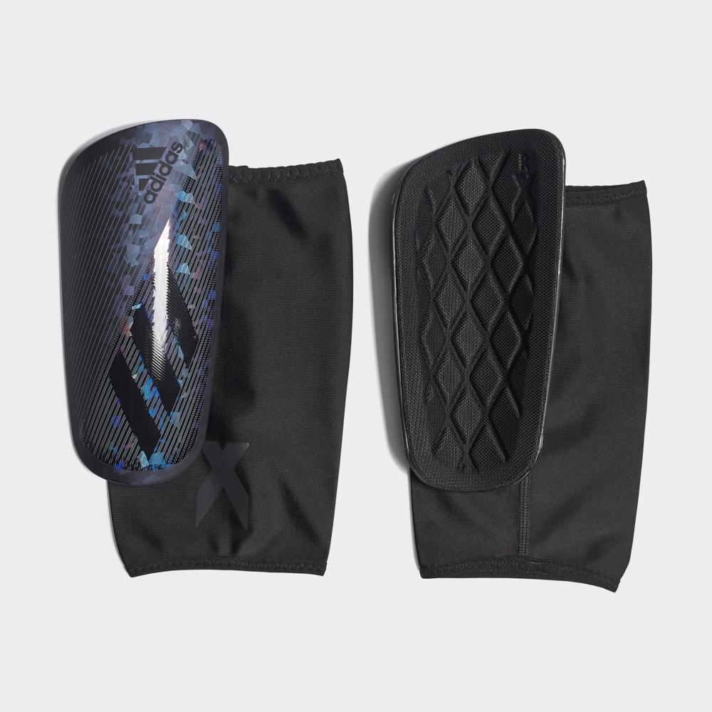 Щитки футбольные Adidas X Pro, DY0076, черный, размер S