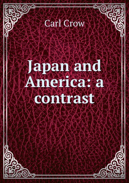 Фото - Carl Crow Japan and America: a contrast contrast lace keyhole back blouse