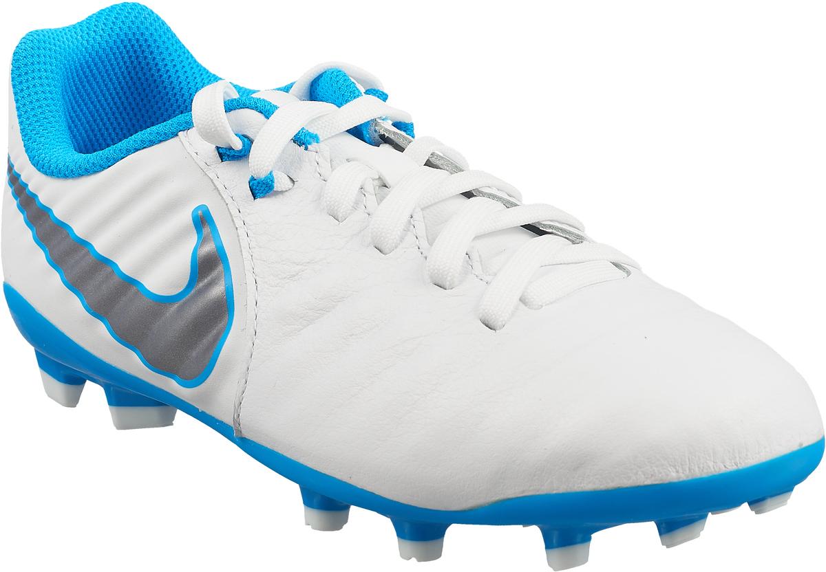 Бутсы Nike бутсы для мальчика nike jr legend 7 academy fg цвет белый ah7254 107 размер 12c 28 5