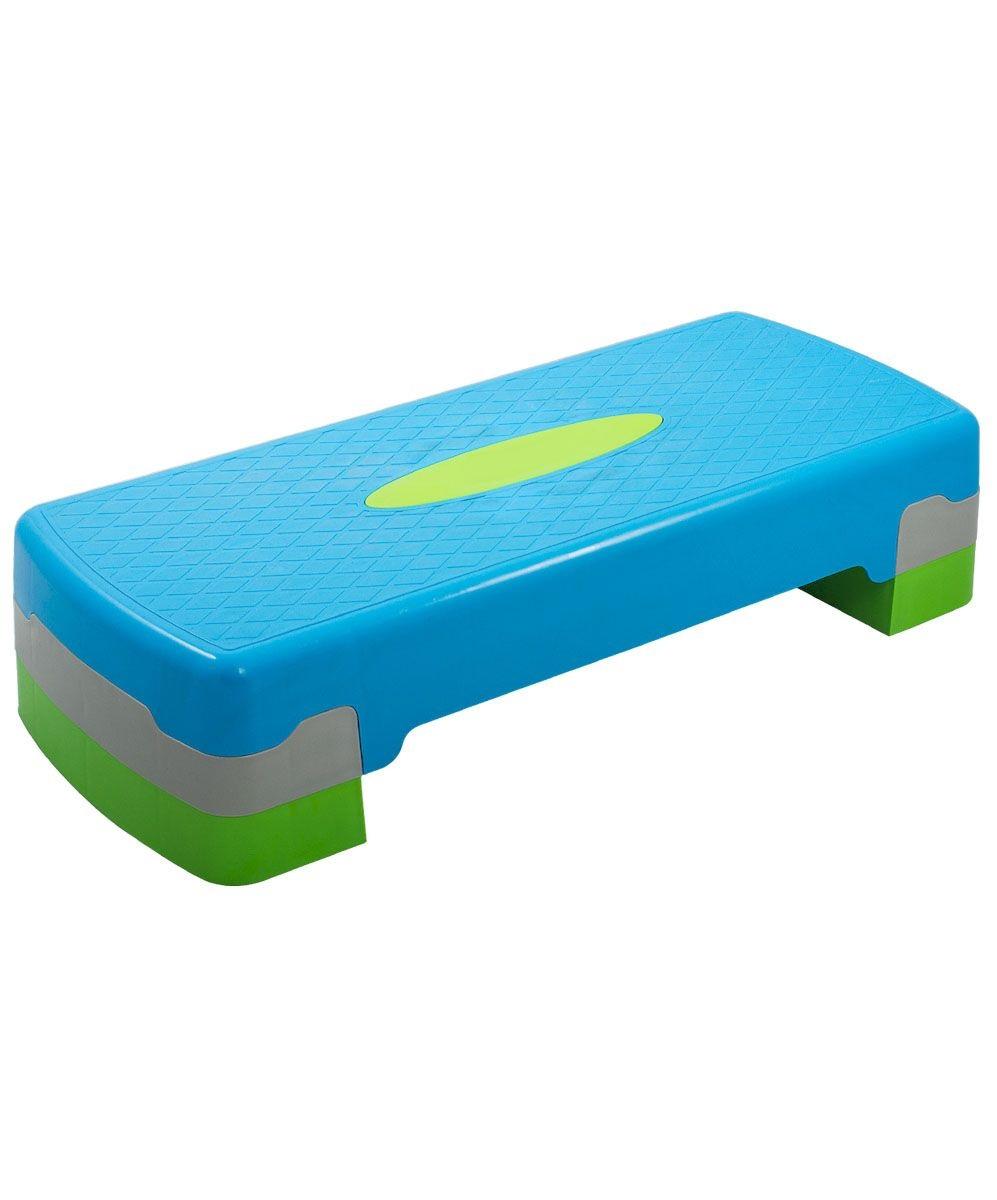 Степ платформа Royal Fitness STEPPER-20 степ доска для аэробики indigo 3 уровня 72 х 36 см%2