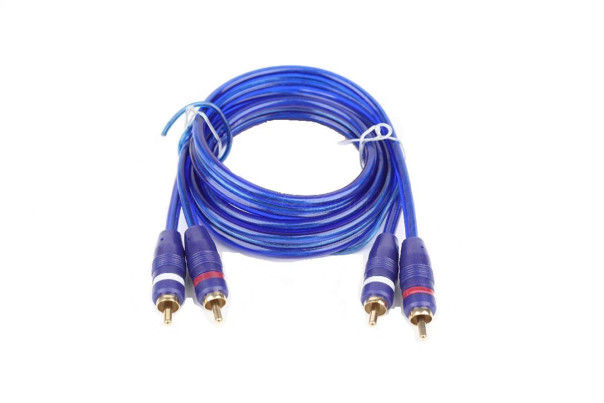 Кабель ACV Межблочный RCA кабель межблочный аналоговый rca audioquest tower 0 6 m