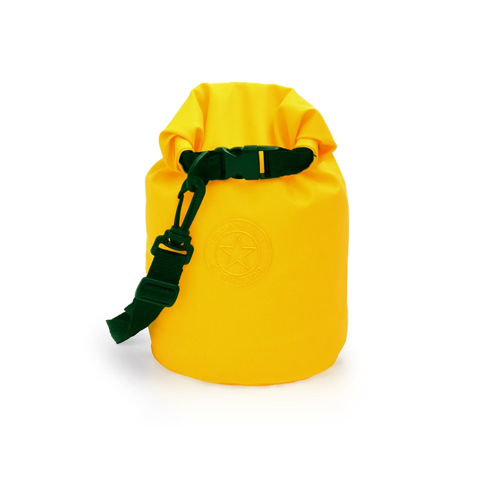 Гермомешок GERMOSTAR М пвх трикотаж 32 л, желтый