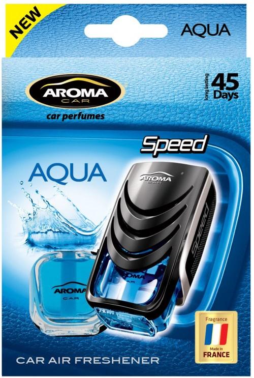 """Автомобильный ароматизатор Aroma Car """"Speed"""" Aqua"""