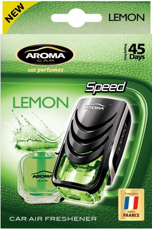"Автомобильный ароматизатор Aroma Car ""Speed"" Lemon"