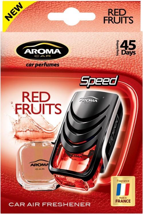 """Автомобильный ароматизатор Aroma Car """"Speed"""" Red Friuts"""