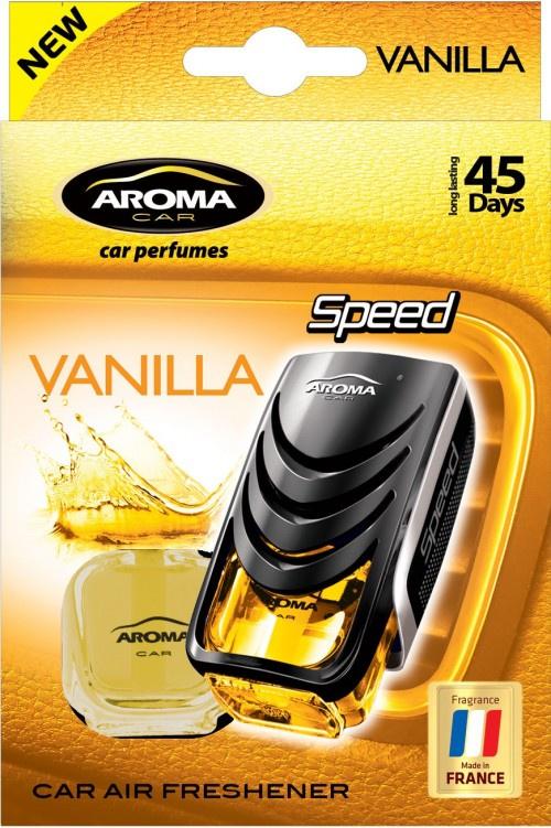 """Автомобильный ароматизатор Aroma Car """"Speed"""" Vanilla"""