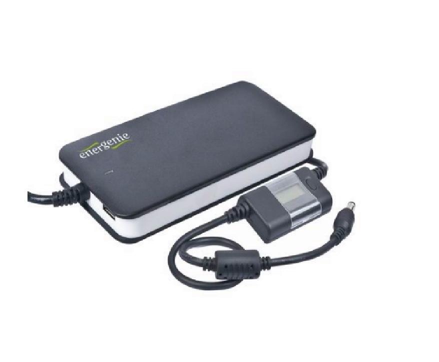 Зарядное устройство для ноутбука energein EG-MC-006, черный создание mp3 плеера