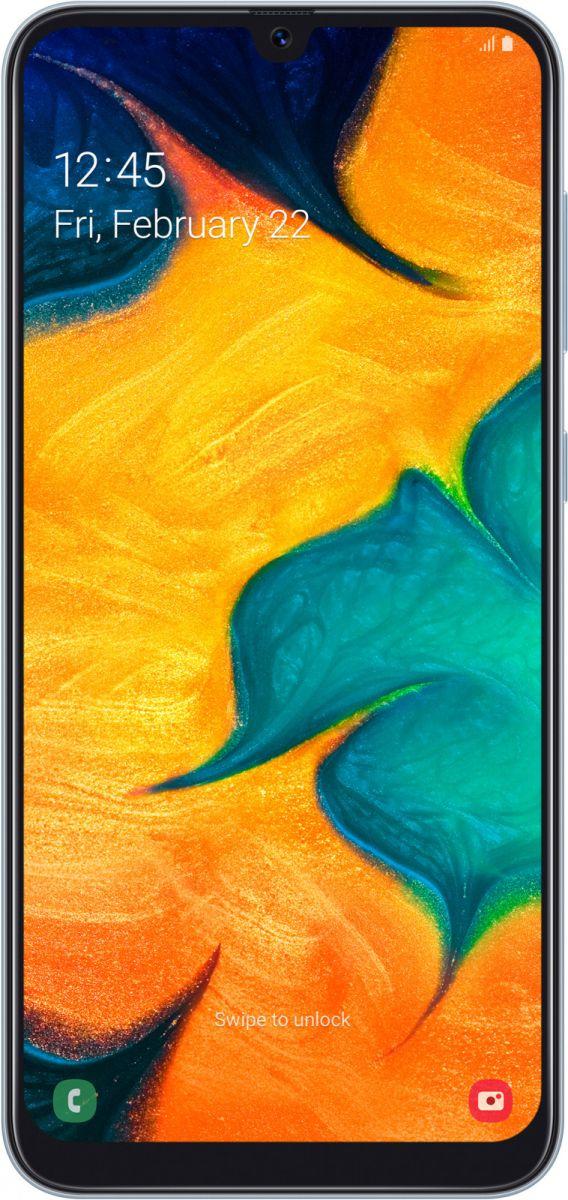 Смартфон Samsung SM-A305FN 64 Gb смартфон samsung sm a520fzbdser