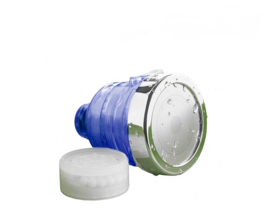 Фильтр-насадка на кран Migliores Два фильтра на кран, голубой, серебристый
