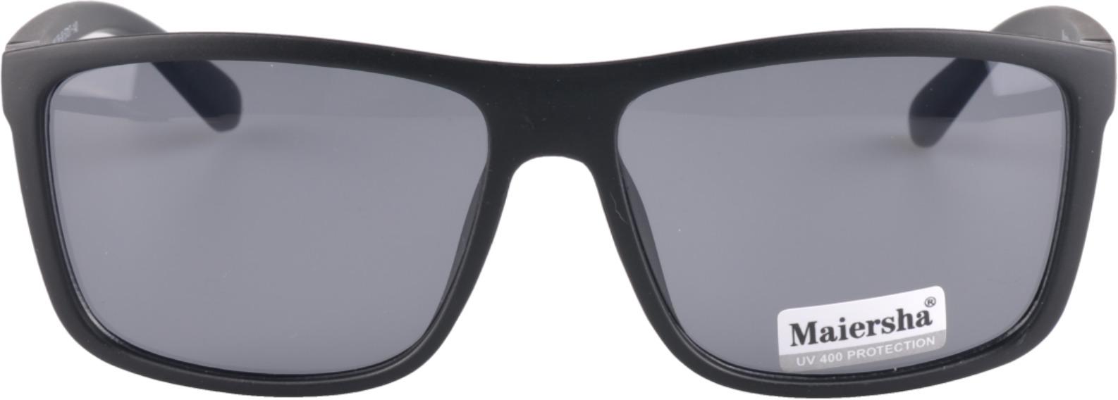 Очки солнцезащитные мужские Maiersha, 3826 С56-08, черный