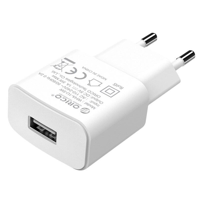 Зарядное устройство ORICO WHA-1U, белый цена