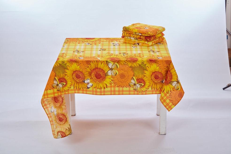 Фото - Комплект для кухни 33286желтый салфетки и полотенца для дома jie yun hygienix 250 3