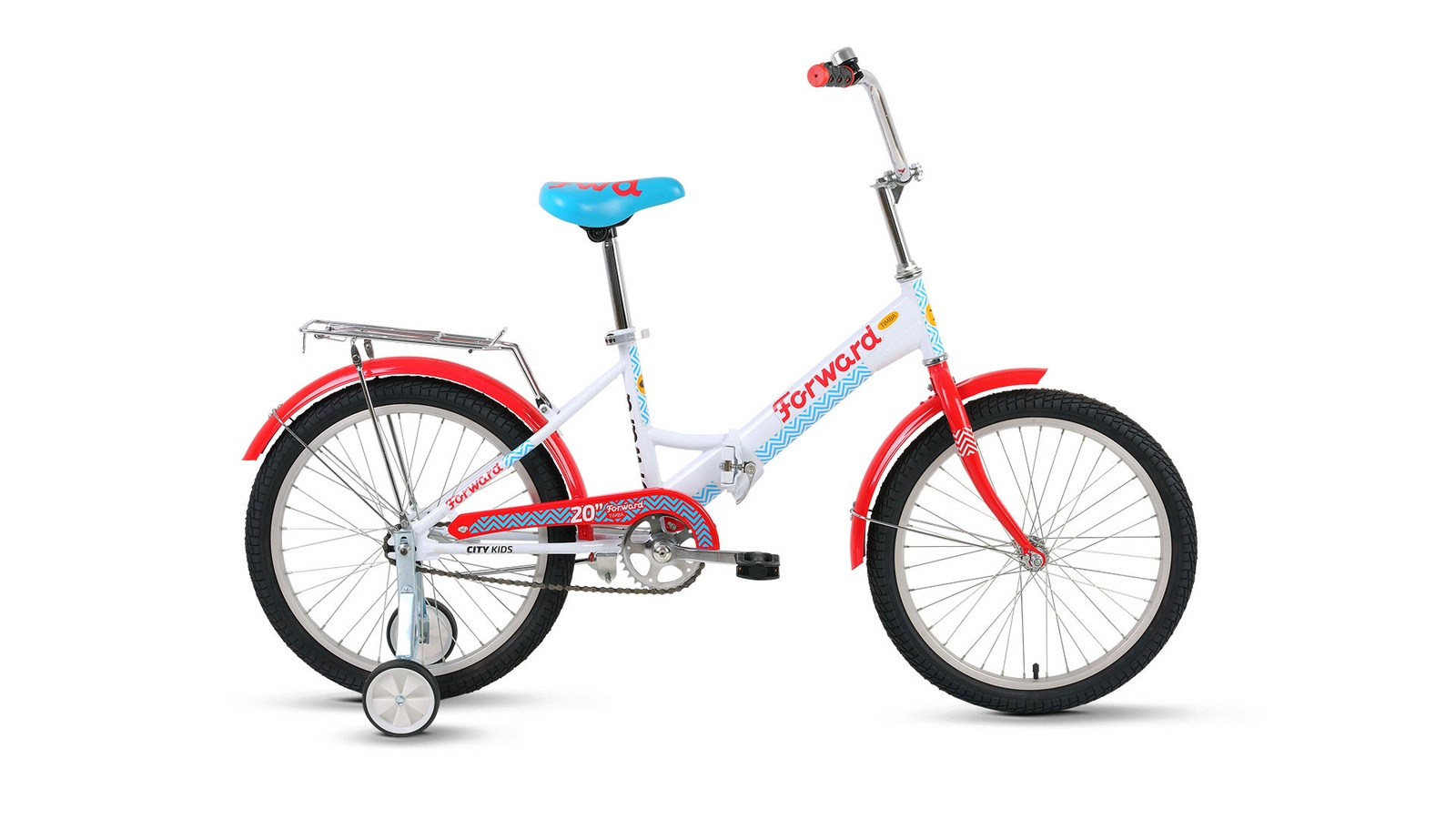 Велосипед Forward Timba 20, белый недорго, оригинальная цена