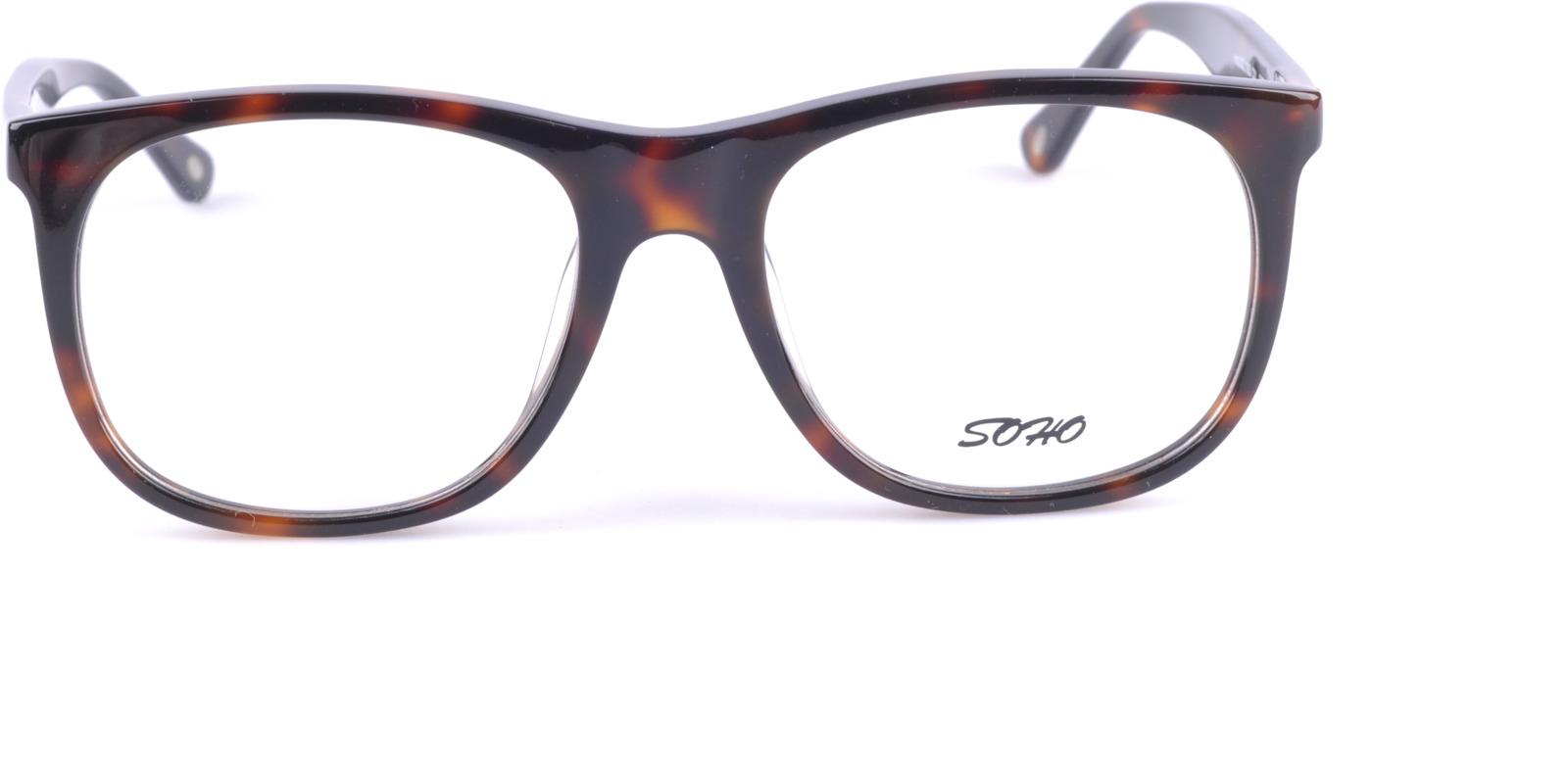 Оправа для очков женская Soho, SCL1003 C01, коричневый цена