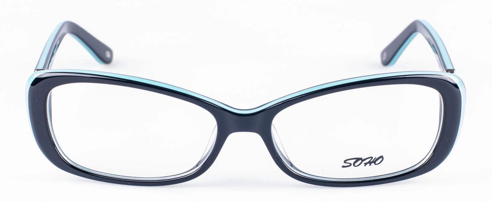 Оправа для очков женская Soho, SCL1012 C01, черный оправа для очков dixon 2014 d9917