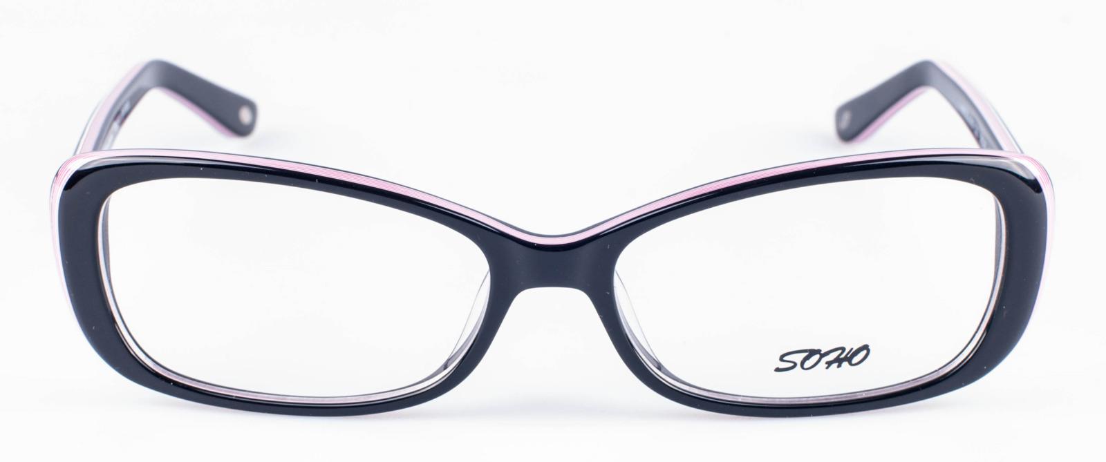 Оправа для очков женская Soho, SCL1012 C02, черный цена