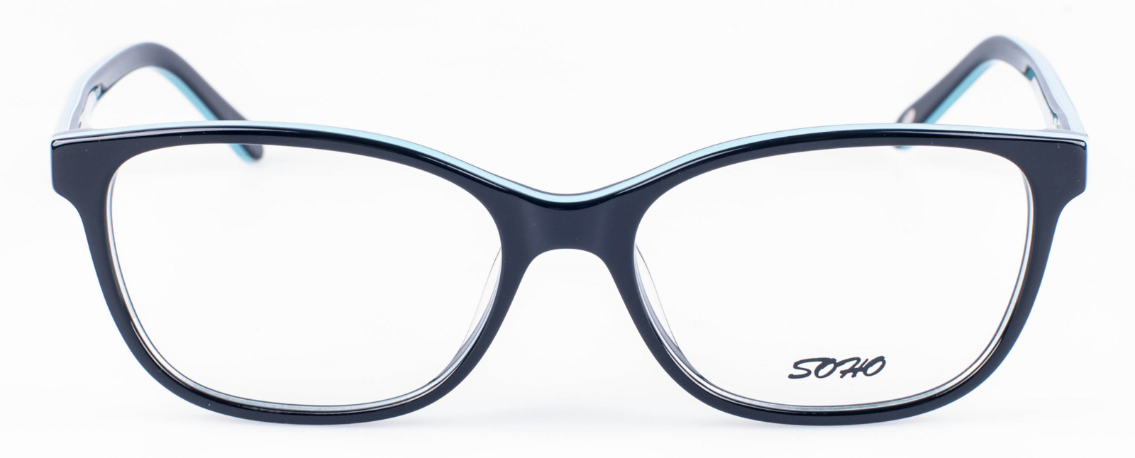Оправа для очков женская Soho, SCL1013 C01, черный оправа для очков dixon 2014 d9917