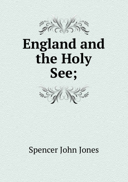 England and the Holy See;
