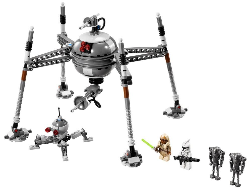 Пластиковый конструктор LEGO 75016