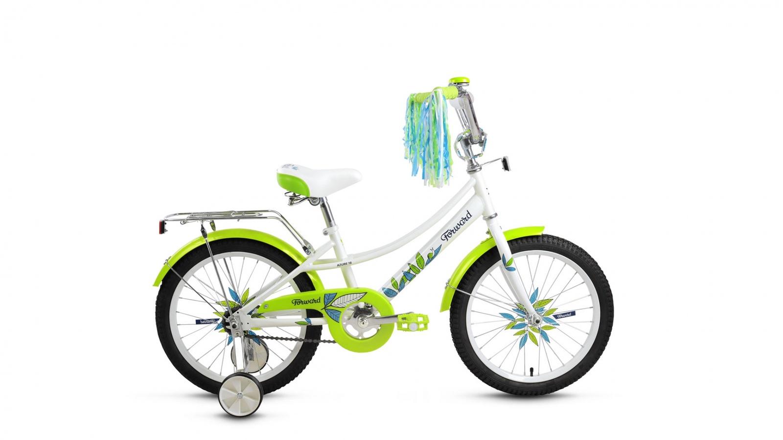 Велосипед Forward Azure 18 2019, белый