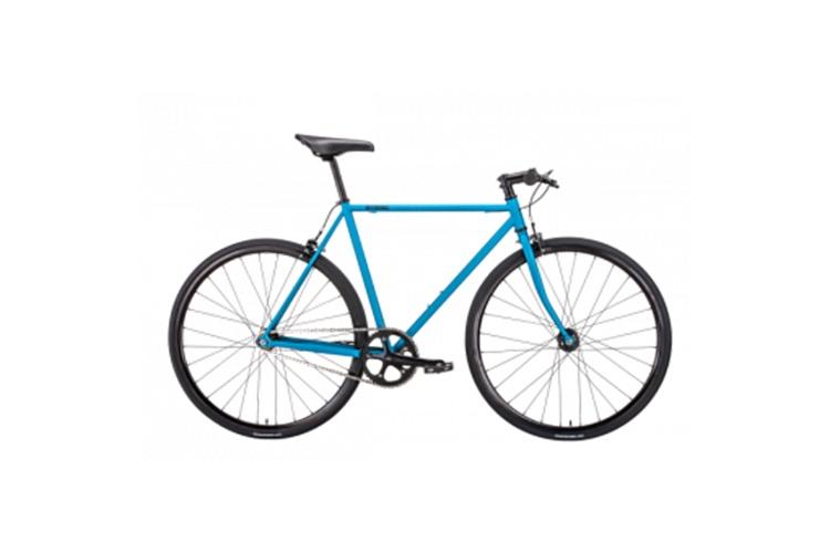 Велосипед Bear Bike Barcelona 700C 500 мм 2019, бирюзовый цена