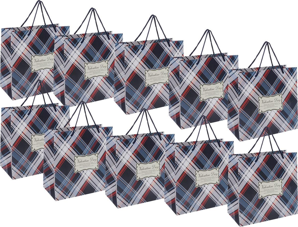 Набор подарочных пакетов Lefard, 521-139, 30,5 х 27 х 12 см, 10 шт