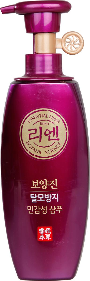 цена на Шампунь ReEn Boyangji против выпадения волос, 400 мл