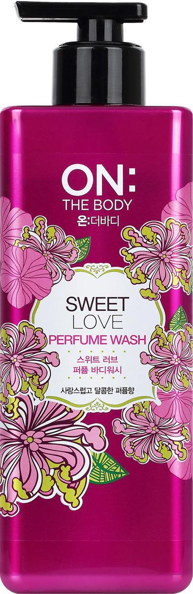 Гель для душа On The Body LG Sweet Love, парфюмированный, 500мл