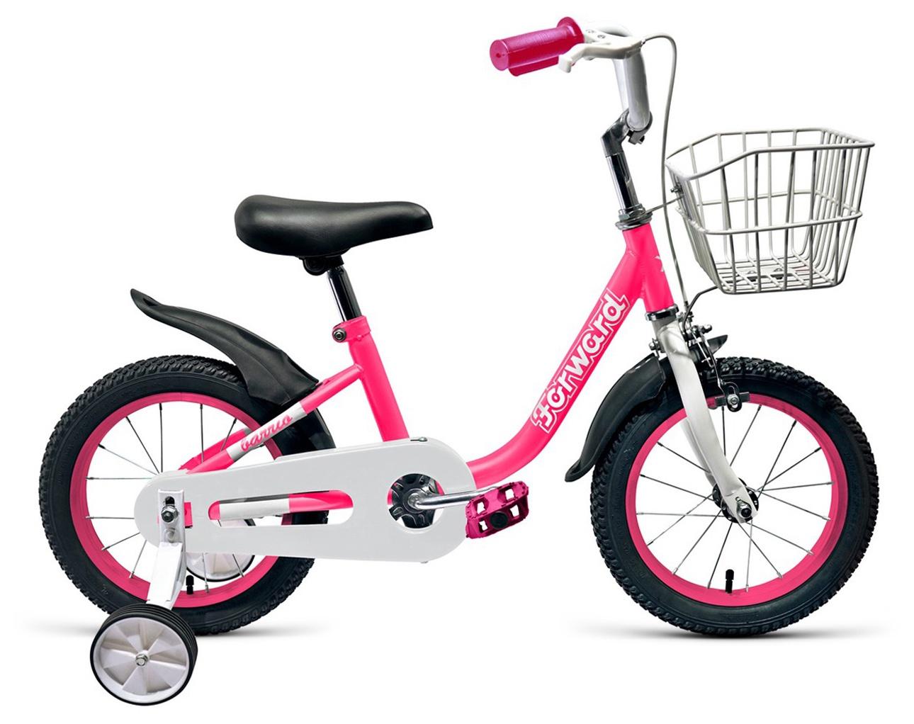 Велосипед Forward Barrio 18 2019, розовый велосипед forward barrio 14 2019