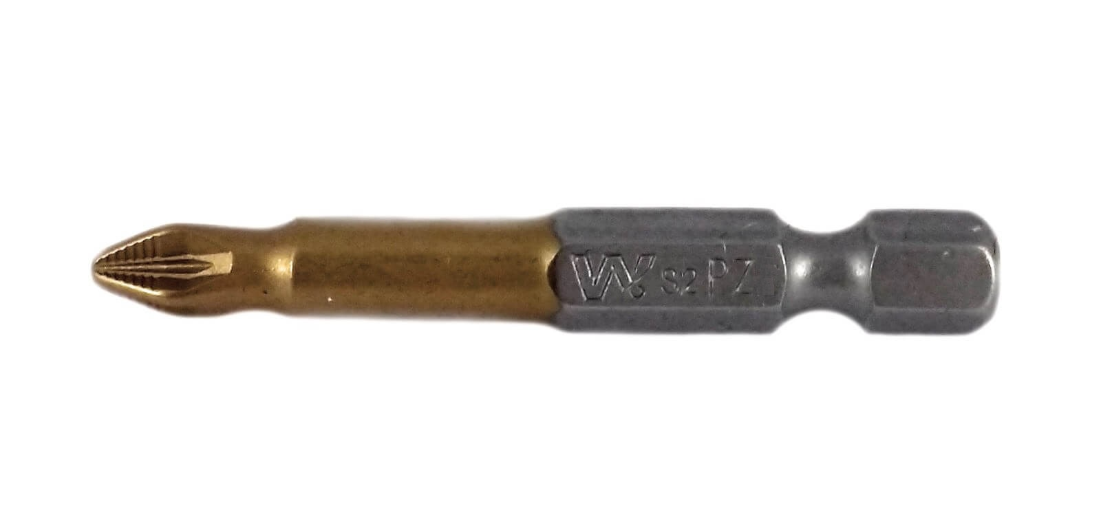 Бита Whirlpower 50мм РZ1 RSC TiN золотой премиум, 1 шт. цена и фото