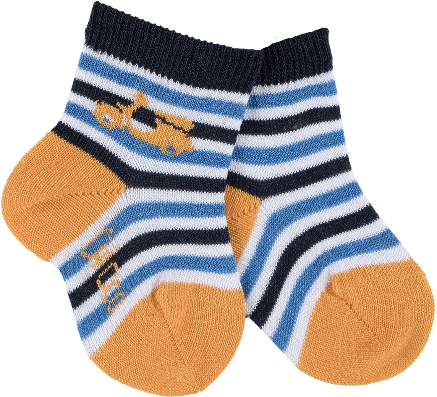 цены Комплект носков Chicco, 2 шт