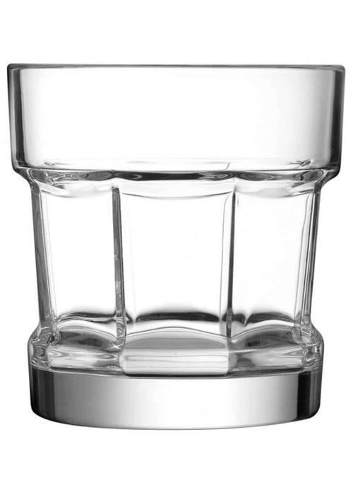 Стакан Куб, прозрачный