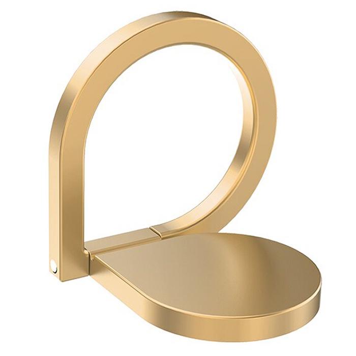 Кольцо-держатель для телефона iRing универсальный кольцо gold для смартфона, золотой