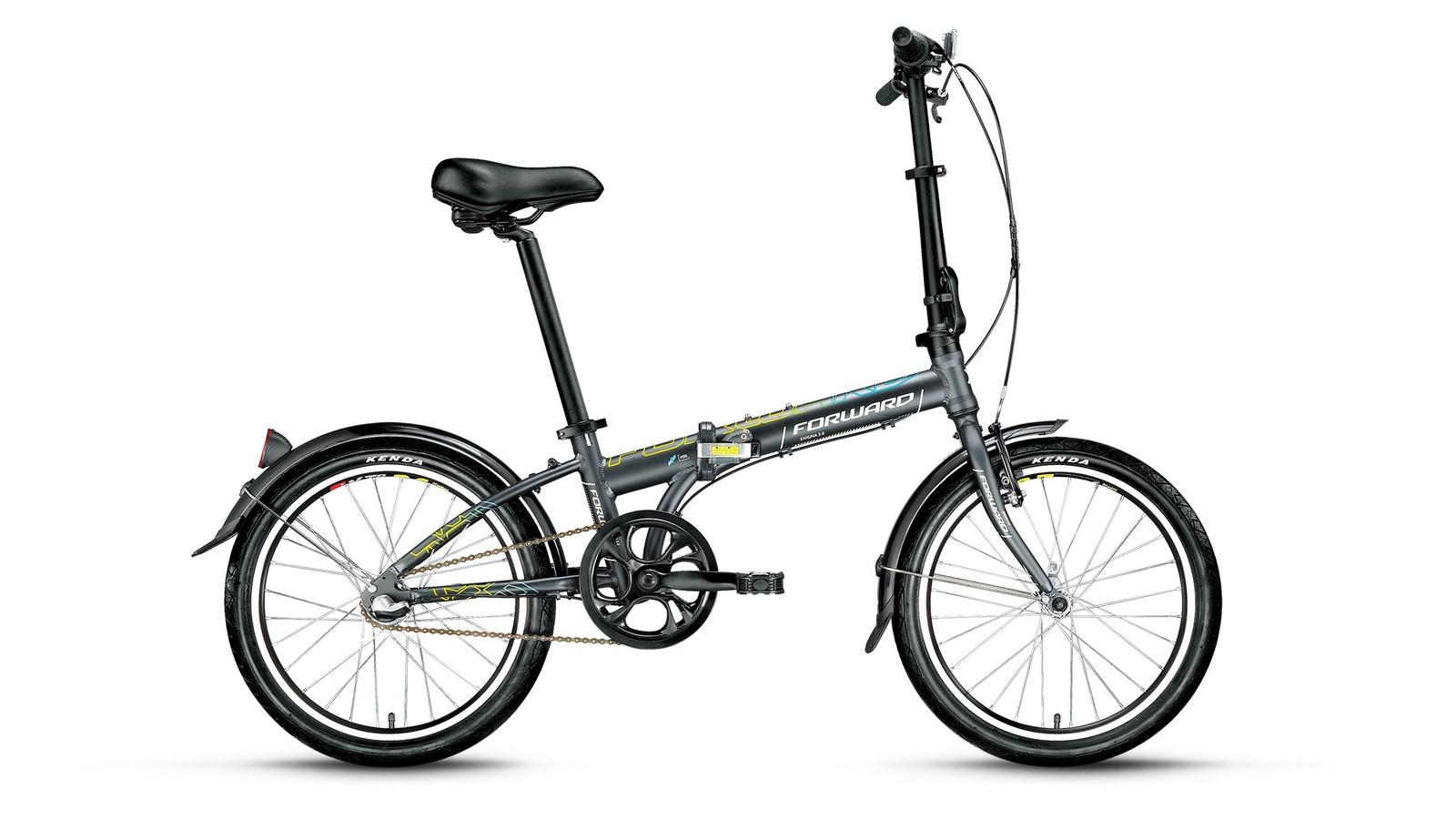Велосипед Forward Enigma 20 3.0 2019, темно-серый