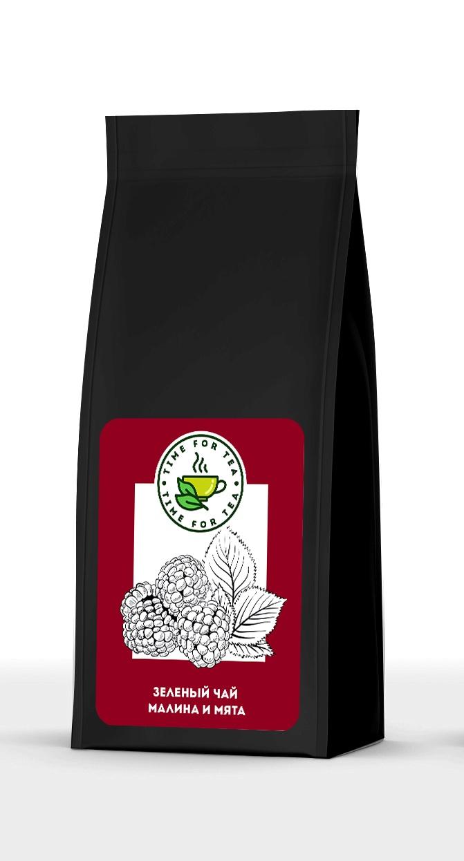 Зеленый чай Малина и мята все цены