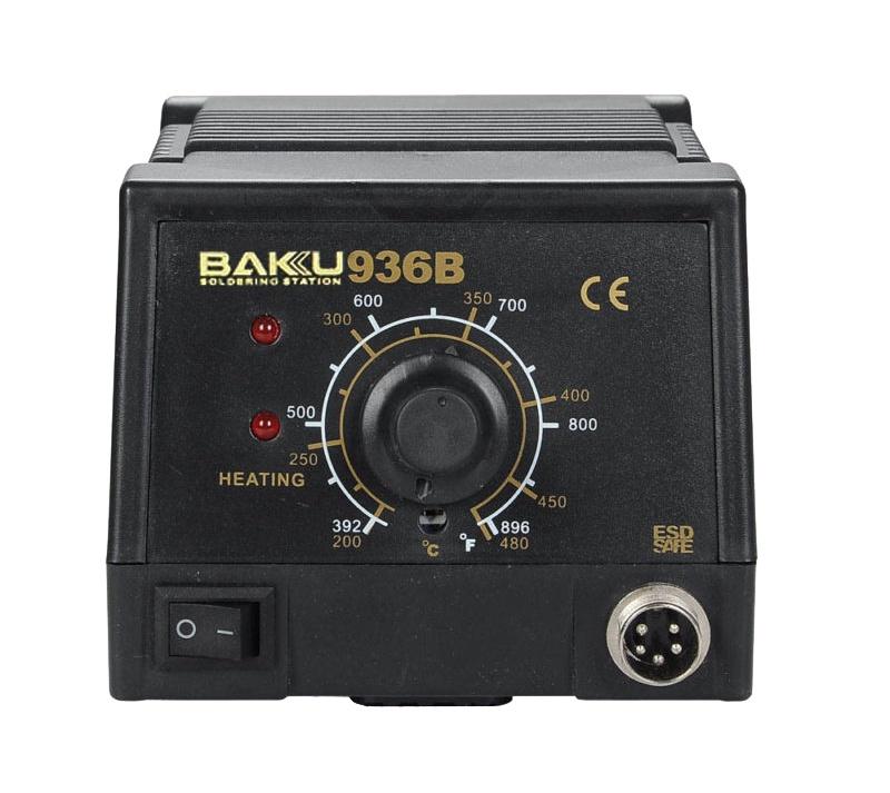цена на Паяльная станция Baku BK-936B, черный