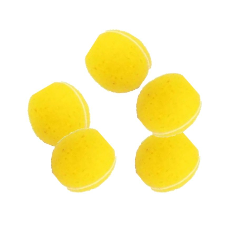 Поп-ап FISHBAIT сыр, диаметр 6мм, желтый