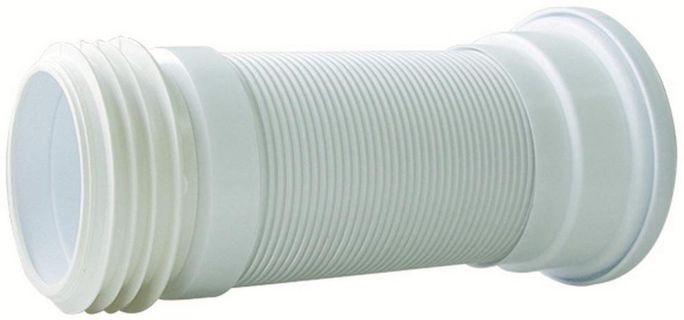 Слив VIRPlast, 70984967, для унитаза, армированный, гофрированный цена