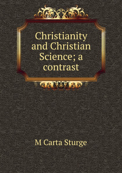 Фото - M Carta Sturge Christianity and Christian Science; a contrast contrast lace keyhole back blouse