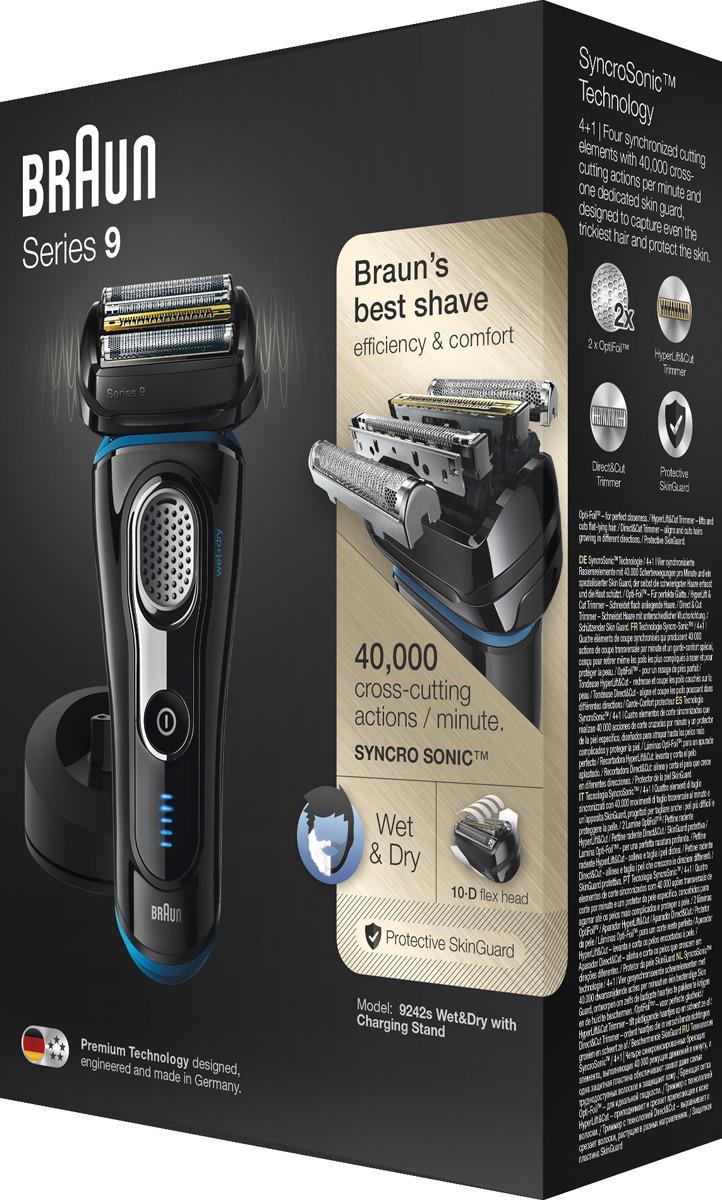 Электробритва Braun Series 9 9242s Braun