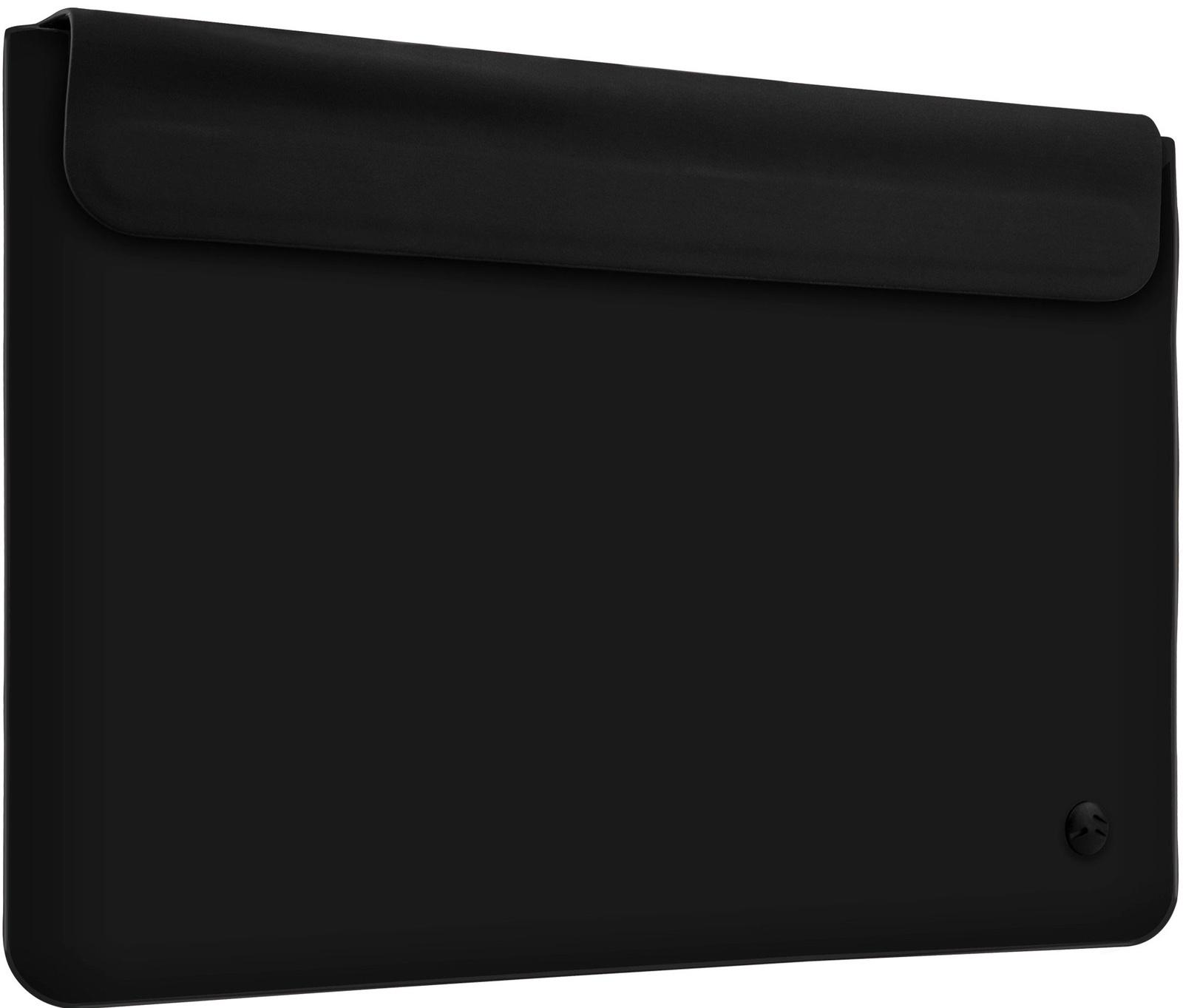 Чехол для ноутбука SwitchEasy Thins для Macbook Pro 15, черный чехол speck seethru pool для macbook 15 pro